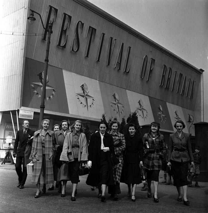 The Festival of Britain 1951