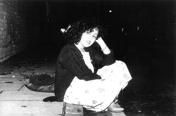 Poly Styrene interview - X-ray Spex - punk band