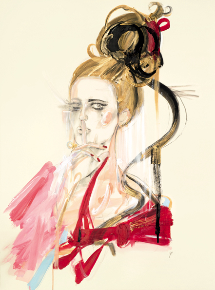 Dior Illustrated by Rene Gruau: Exhibition