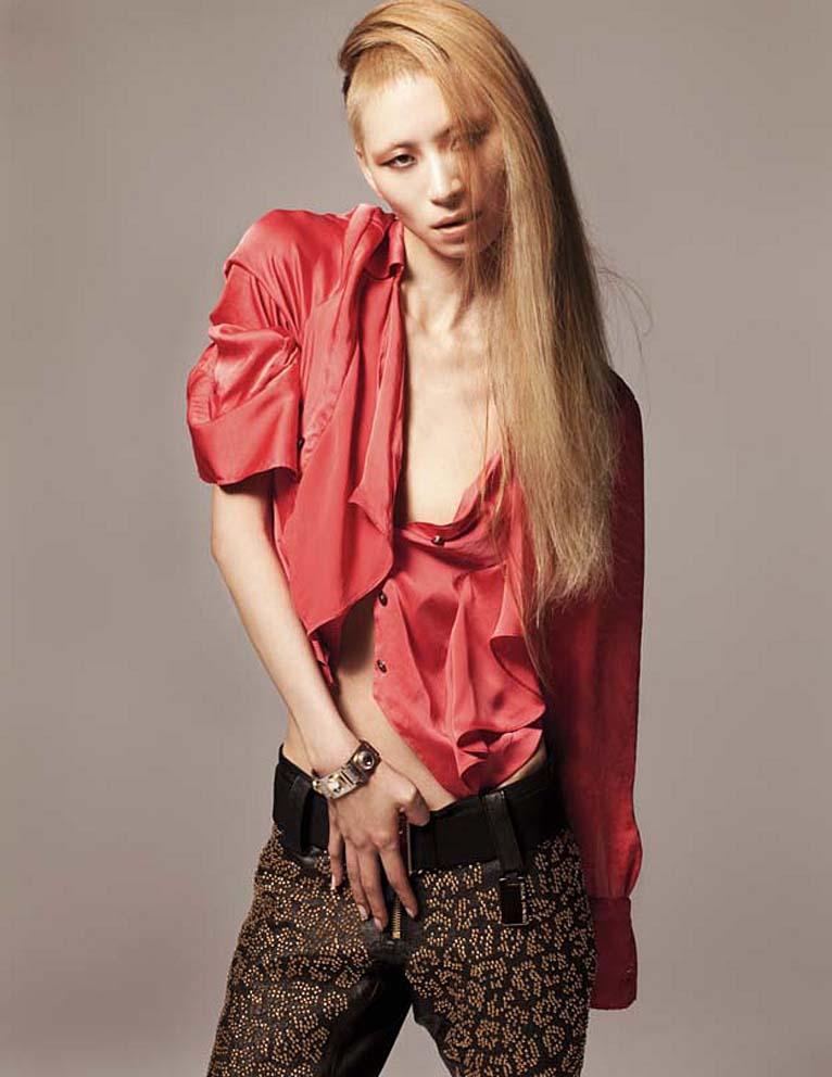 autumn fashion shoot