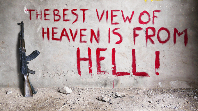 The Best View of Heaven is from Hell