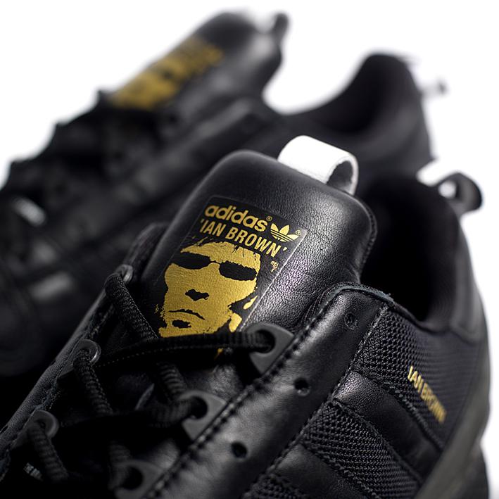Ian Brown & Kazuki Kuraishi for adidas