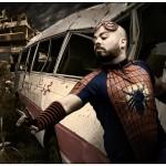SpiderBear - A New Kind Of Superhero