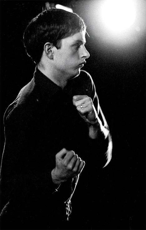 Joy Division Ian Curtis Kevin Cummins