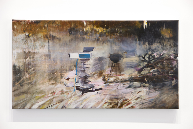 Romanian Art in London, Adrian Ghenie