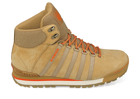 K-Swiss Hiking Boots: Take to the
