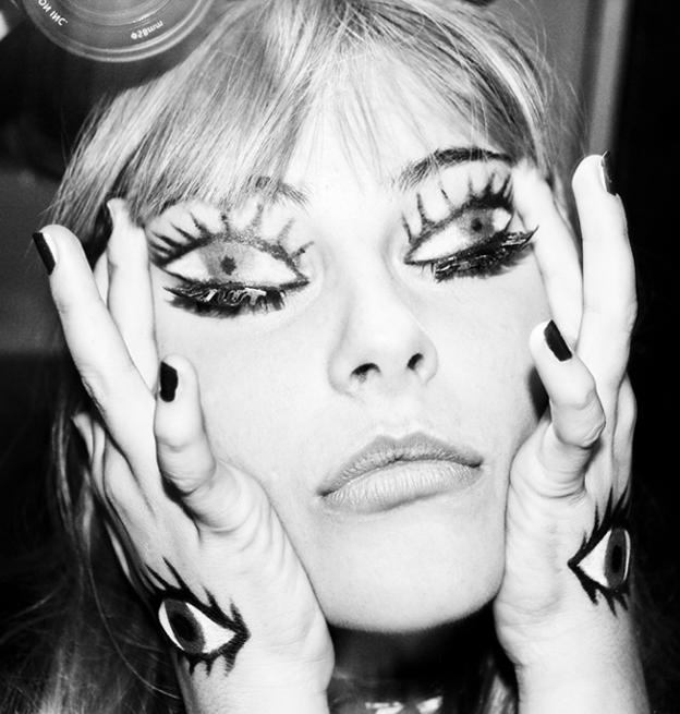 All Seeing Eyes: Beauty photography by Sasha Rainbow