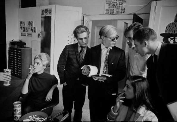 The Factory - Andy Warhol and His Circle