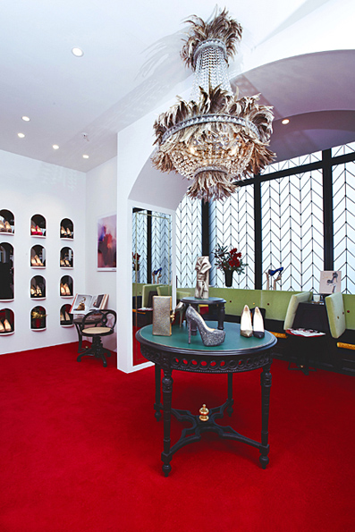 Christian Louboutin Store Launch Manchester - Flux Magazine