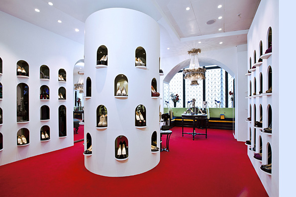 louboutin shop