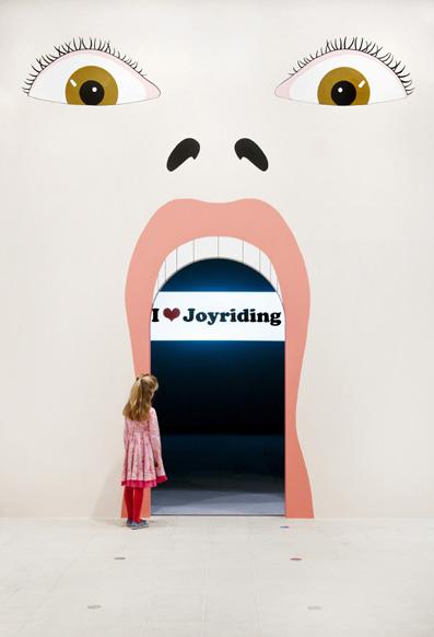 jeremy deller joy in people