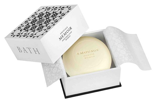 Amouage Memoir fragrance review