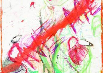 Courtney Love exhibition