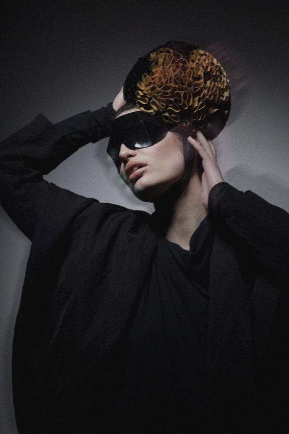SS12 fashion Atsuko Kudo