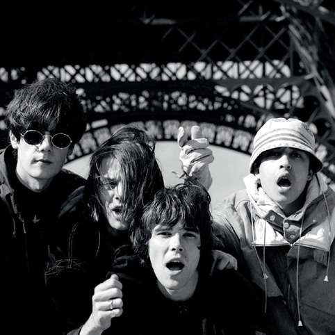 Stone Roses by Kevin Cummins