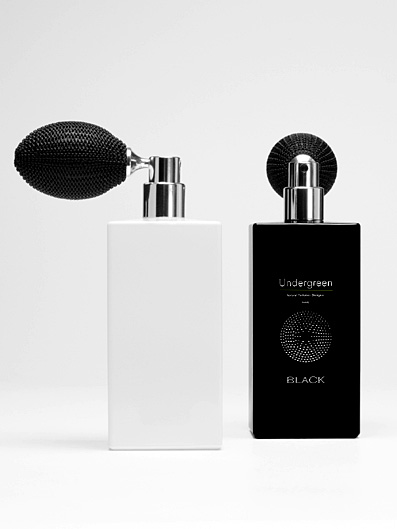 Undergreen fragrances