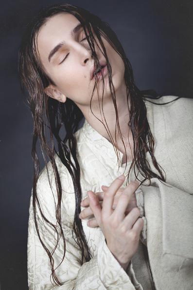 Coat by Seunghwa Christina Lee