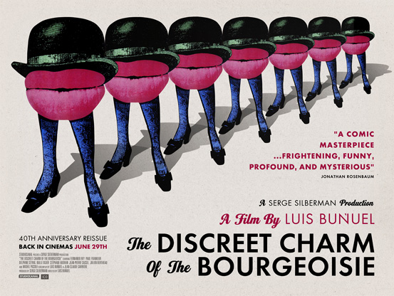 The Discreet Charm of the Bourgeoisie film