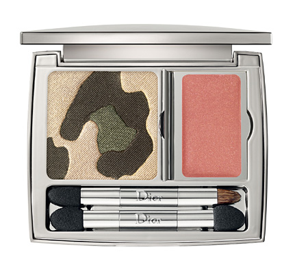 dior jungle eye shadow