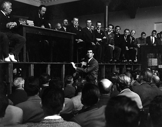 orson welles the trial