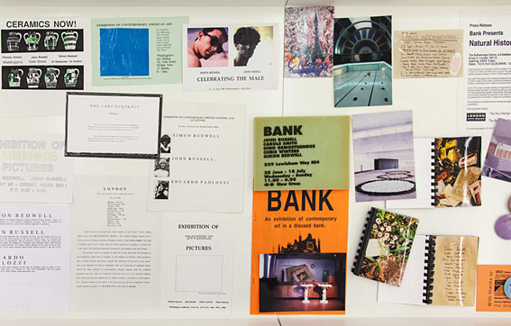 The Banquet Years - Bank Collective Radical Art Exhibition