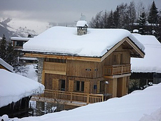Fairytale Winters at Ski Bluebird, Courchevel - Style on the Piste