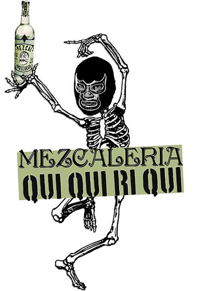 Quiquiriqui - mezcal in shoreditch