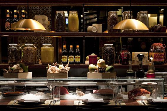 Spice Market London, restaurant review