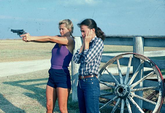 deadly blessing film Wes Craven