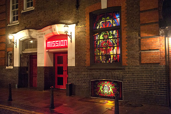 MEAT:mission London restaurant