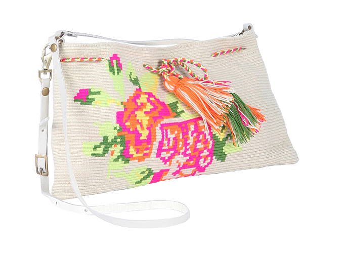 Sophie Anderson neon bags