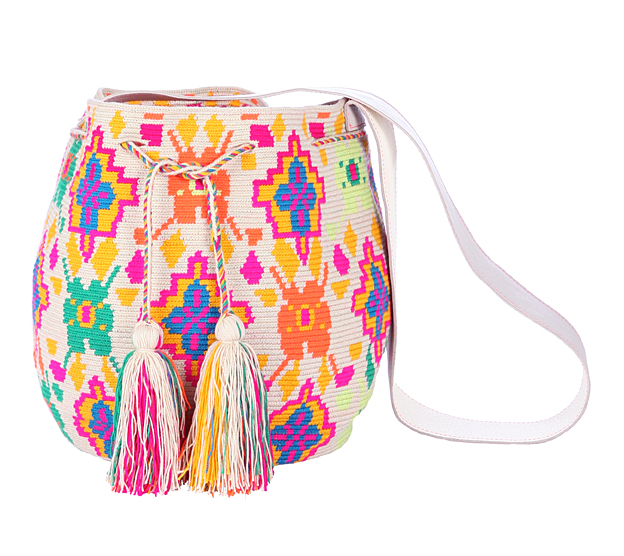 Sophie Anderson neon bags