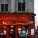 The Elephant House revisited or what J.K. Rowling did for Coffee Shops