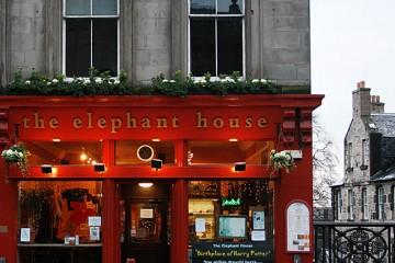the elephant house edinburgh coffee shop
