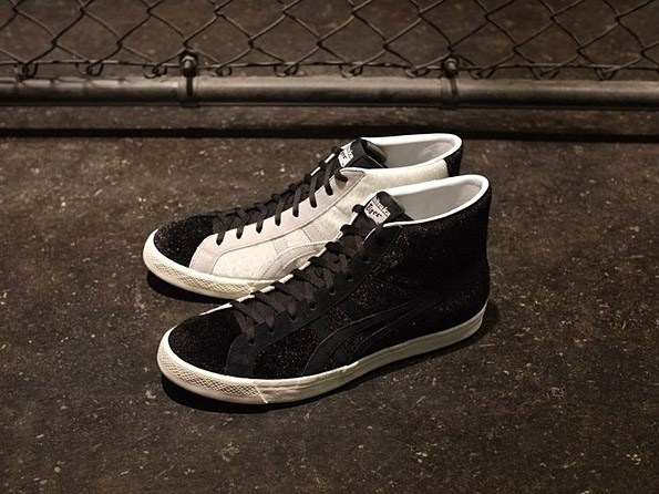 Onitsuka Tiger and Mita Sneakers Breed Panda Shoe