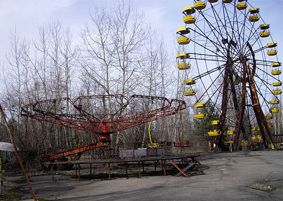 A Fairground in Chernobyl or a tour of North Korea? - An Alternative Holiday