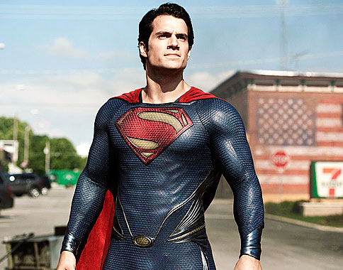 Man of Steel Review - Nice costumes shame about the storyline - Has Superman Lost the Plot?