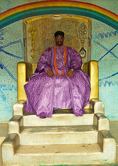 photography of Nigerian kings and queens by George Osodi