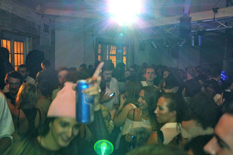 55dsl party