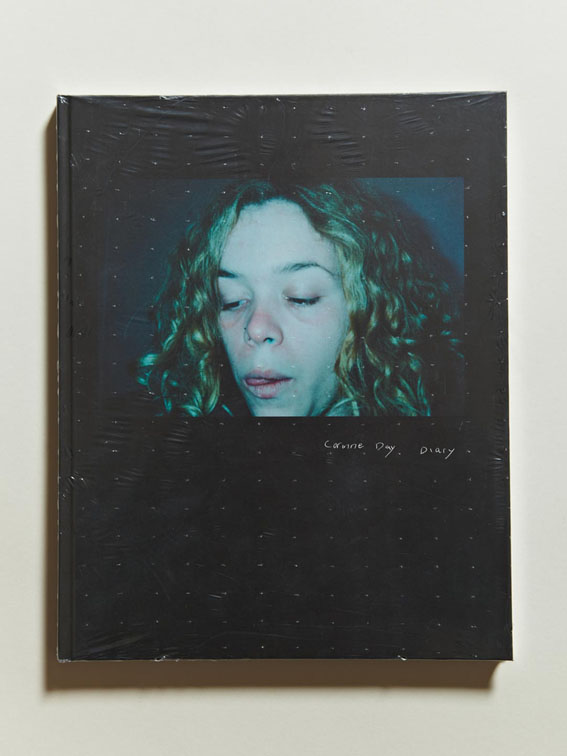 Photography books: 'Diary', Corinne Day, Kruse Verlag, 2001, Hardcover in original shrink wrap, First Edition