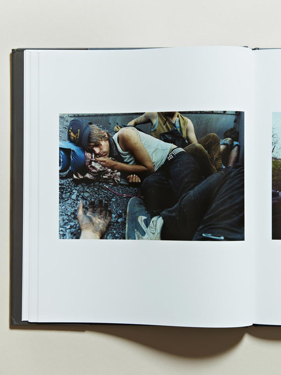 'A Period of Juvenile Prosperity', Mike Brodie, Twin Palms, 2013, Hardcover