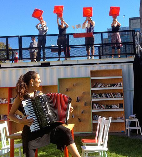 POP Montréal music festival