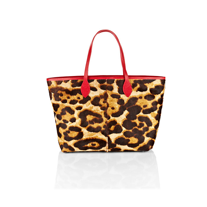 antler luggage, leopard print luggage