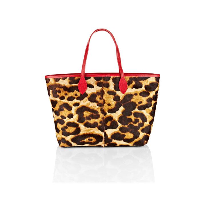 antler luggage, leopard print luggage