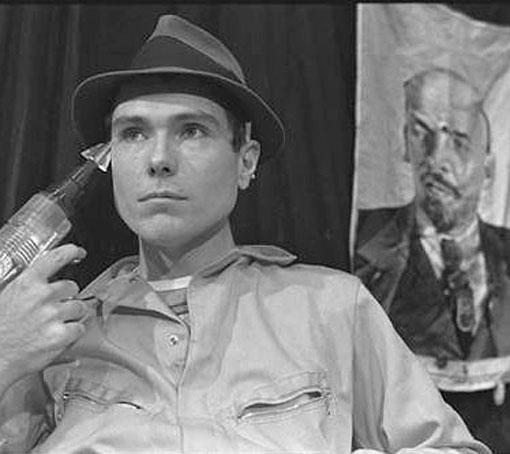 Glenn O'Brien, Andy Warhol