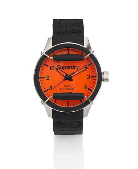 Superdry Launch New Watches for AW13