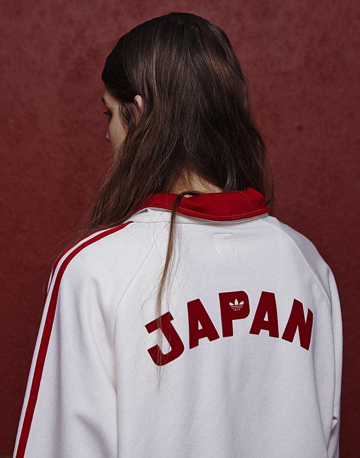 sports fashion shoot