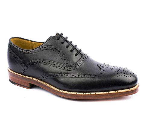 Mens Footwear: Oliver Sweeney Aldeburgh brogues