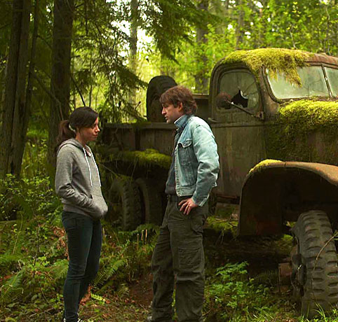 Safety Not guaranteed film review
