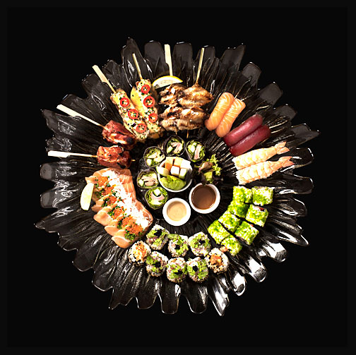 Sticks'n'Sushi London Restaurant Review